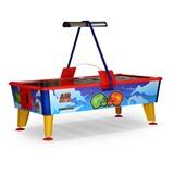 Аэрохоккей «Air Battle» 8 ф (купюроприемник), интернет-магазин товаров для бильярда Play-billiard.ru