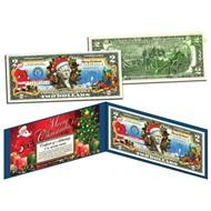 2 доллара США, С Новым Годом!
