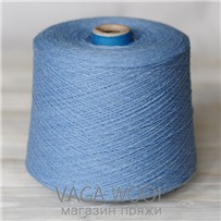 Пряжа Coast Фарфор 021, 350м в 50г, Knoll Yarns, Porcelain