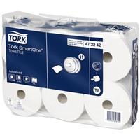 Туалетная бумага в рулонах Tork SmartOne (T8), 472242
