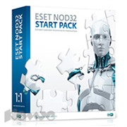 Программное обеспечение ESET NOD32 START PACK (1ПК/1г) NOD32-ASP-NS(BOX)-1-1