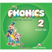 My phonics 2 class cd