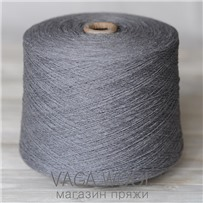 Пряжа Coast  Серебристо-серый 025, 350м в 50 г, Knoll Yarns, Silver grey