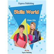 Skills World - Class Audio CDs (set of 4)