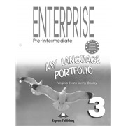 Enterprise 3. My Language Portfolio. Pre-Intermediate. Языковой портфель