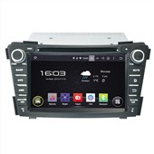 Штатная магнитола Incar AHR-2484 для Hyundai i40  Android 4.4.4/1024*600,wi-fi