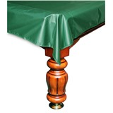 Покрывало для стола 12 ф (влагостокойкое, зеленое), интернет-магазин товаров для бильярда Play-billiard.ru