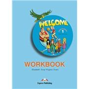 welcome 1 workbook - рабочая тетрадь