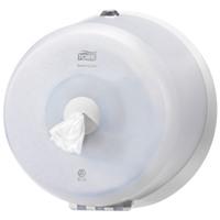 Мини диспенсер для туалетной бумаги Tork SmartOne белый 472026