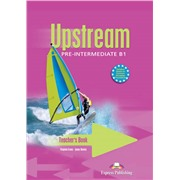 upstream pre-intermediate teacher's book - книга для учителя