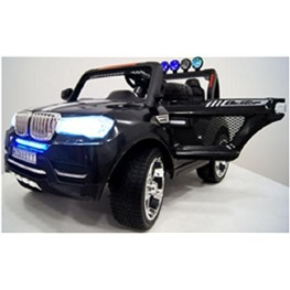 Электромобиль BMW T005TT, чёрный