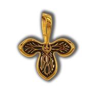Трилистник. Православный крест.
