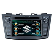 Штатное головное устройство Intro CHR-0711SW для Suzuki Swift с 2011 года