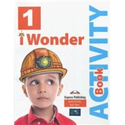 i-Wonder 1. Activity book (international). Рабочая тетрадь