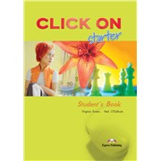 Click on starter student's book - учебник