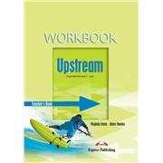 upstream elementary teacher's workbook - рабочая тетрадь, вариант для учителя