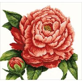 """Картина стразами (набор) """"Алмазные цветы"""" 53х55 см SP-323"""
