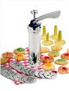 Шприц для печенья «Домашняя кондитерская» (Biscuit press)