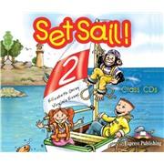 Set Sail 2. Class Audio CDs. (set of 3). Beginner. Аудио CD для работы в классе