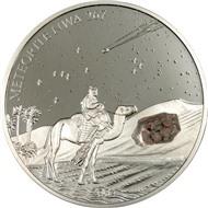 Либерия 2004 Метеорит NWA 267