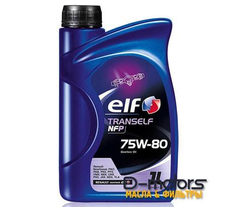 ELF TRANSELF NFP 75W-80 (1л.)