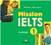 mission ielts 1 academic class cd - диски для занятий в классе(set of 2)