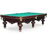 """Бильярдный стол для снукера """"Rococo"""" 10 ф (махагон), интернет-магазин товаров для бильярда Play-billiard.ru"""