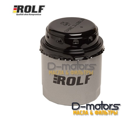 Фильтр масляный ROLF для VW POLO седан