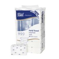 Ультрамягкие листовые полотенца Tork Xpress сложения Multifold 100288