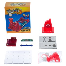 Electronic Blocks Аэродинамическая триада. Электронный конструктор (YJ188171449: Union Vision)