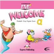 Welcome Starter a. DVD Video. PAL. DVD видео