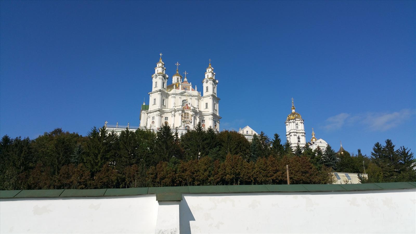 Свято-Успенская Почаевская Лавра (фото)