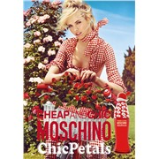 Moschino cheap and chic Chicpetals 100ml