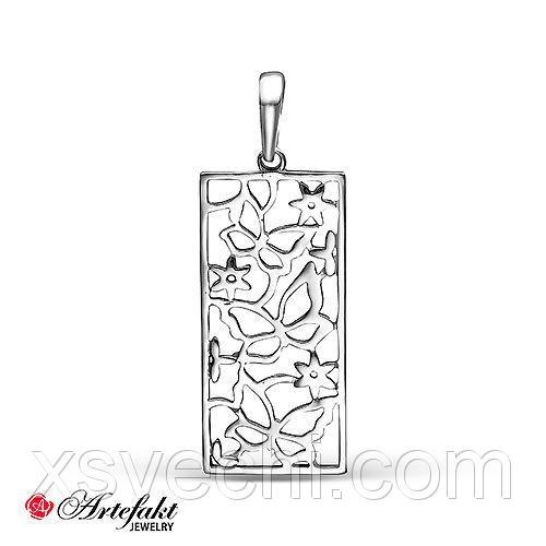 Серебряная подвеска - 488