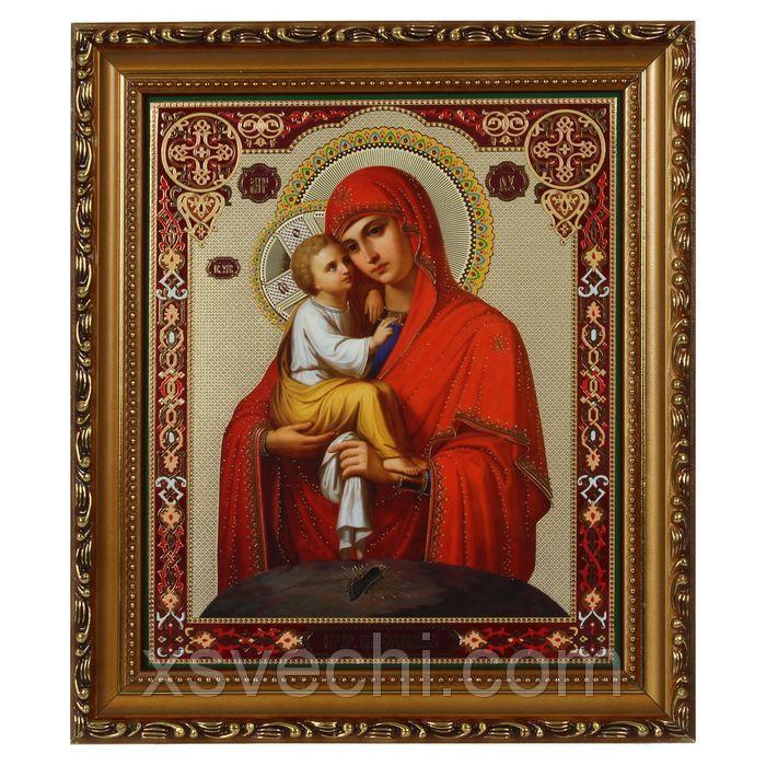 """Картина-икона """"Богородица Почаевская"""""""