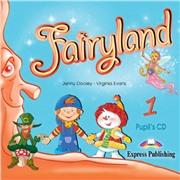 fairyland 1 student's CD - Диски для работы дома