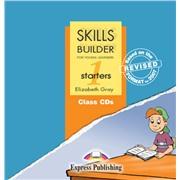 skills builder starters 1 revised format 2007 class cd's (set 2)