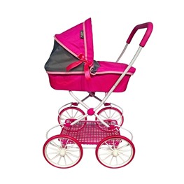 Коляска для кукол Rich Toys VIP Toys 603, розовый