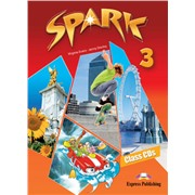 Spark 3 (Monstertrackers). Class Audio CDs (set of 3). Аудио CD (3 шт.)