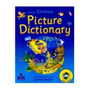 Children's Picture Dictionary + 2 CD