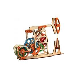 M-WOOD Конструктор 3D деревянный M-WOOD Нефтяная вышка