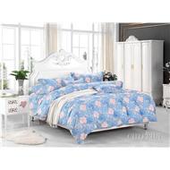 Комплект постельного белья  Семейный дуэт C135