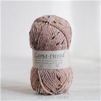 Пряжа Lama Tweed Пудра 6453, 100м/50г, CaMaRose, Pudder