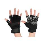 Перчатки для фитнеса SU-118, черные