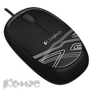 Мышь компьютерная Logitech Mouse M105 Black USB (910-003116)