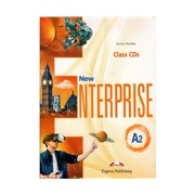 New Enterprise A2. Class CDs (set of 3) (international). Аудио CD
