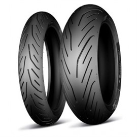 Покрышка Michelin 120/60-17M/C (55W) POWER 3 TL
