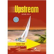 upstream b1+ teacher's book - книга для учителя