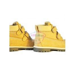 Ботинки Papsin желтые