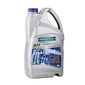 Трансмиссионное масло RAVENOL ATF Dexron D II (4л)